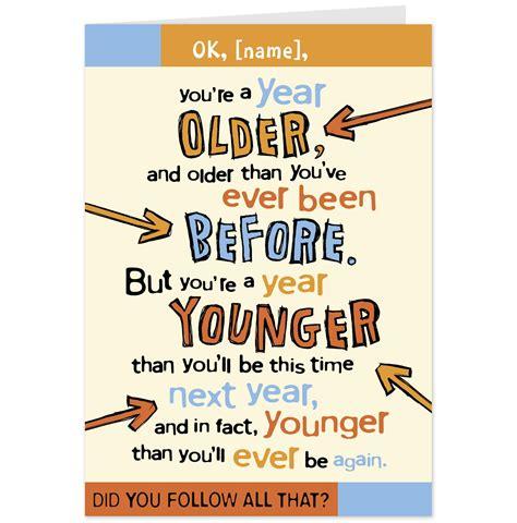 designs humorous birthday cards