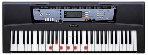 yamaha keyboard lighted keys yamaha 61 key lighted keyboard with yamaha education suite
