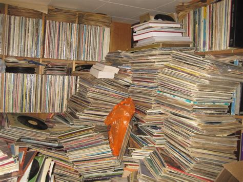 Records Houses Store Buys Hoarder House Collection Of 250 000