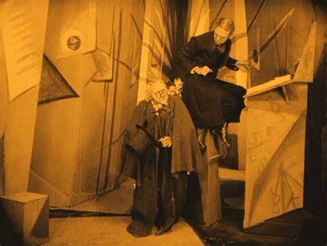 Cabinet Of Caligari by The Cabinet Of Dr Caligari 1920 Midnight Only
