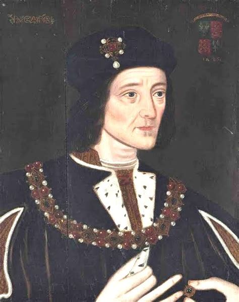 king richard iii a late tudor portrait of king richard iii restored and