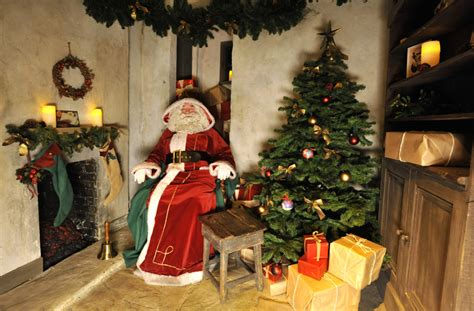 santa s grottos in london christmas in london 2017