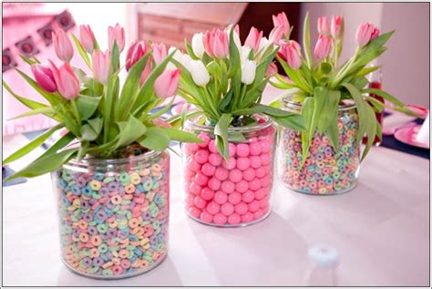 desk centrepiece concepts for easter lunch and dinner house interior designs