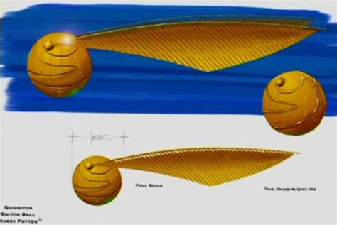 image golden snitch concept artwork 1 jpg harry