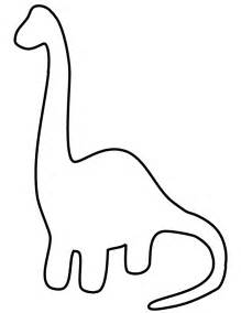 simple coloring pages dinosaur line drawing cliparts co