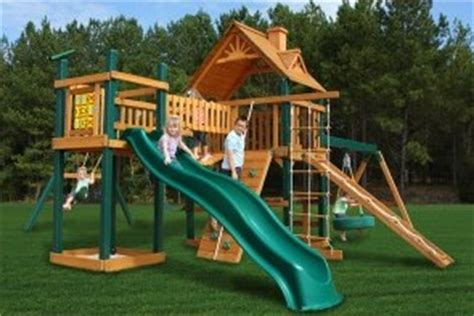 discount swing sets discount swingsets sunray gorilla playsets momdot