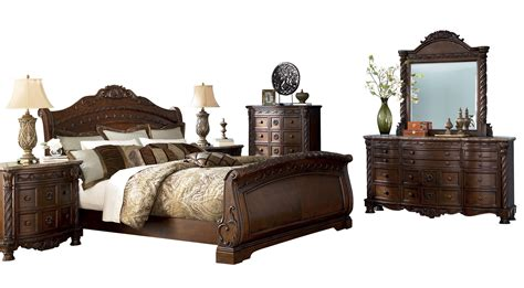 slay bedroom set slay bed set cabin sleigh bed 6 bedroom set in aged