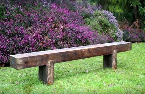 un banc pour le jardin la fabrique diy