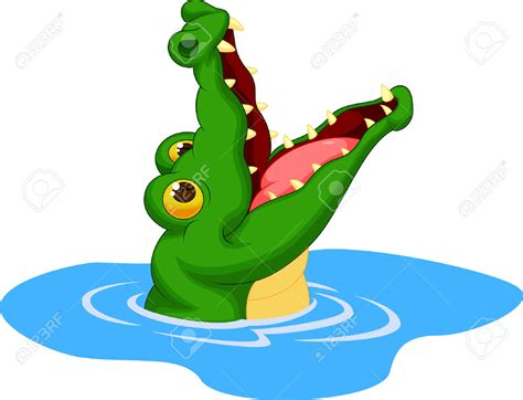 crocodile clipart open alligator clipart clipground