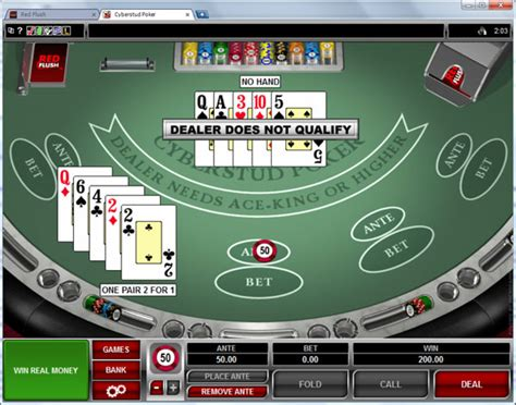 Win Money Playing Poker Online - 3 card poker online for money