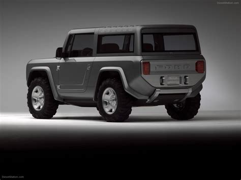 concept bronco find a ford bronco concept car