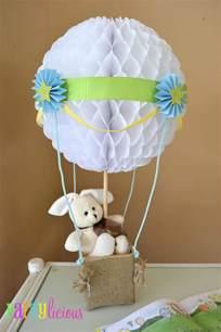 baby shower balloon favors ideas