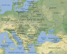 Map Of East Europe by Maps Map Eastern Europe