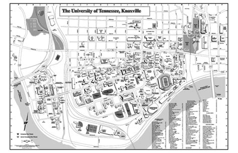 utk map tennessee colleges and universities map pictures to pin on pinsdaddy