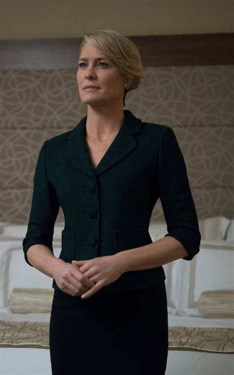 robin wright claire underwood robin wright best robin wright haircut kemal harris how i created claire underwood s power