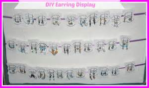 make your own earring cards how to make your own earring display cards for cheap diy