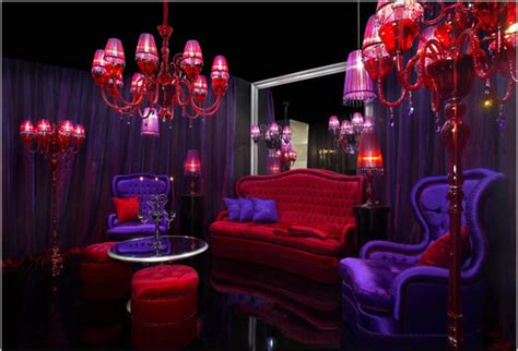 red and purple home decor amazing purple red room image 139216 on favim com