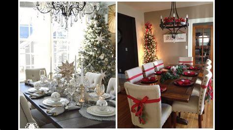 como decorar un comedor de navidad ideas para decorar tu mesa de comedor en navidad navidad