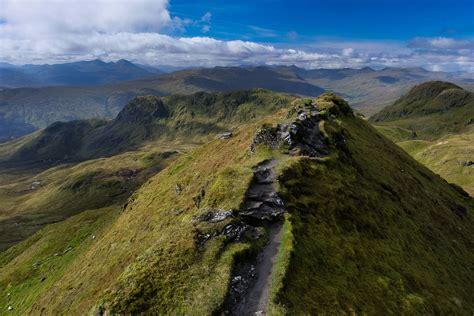 the tarmachan ridge walkhighlands