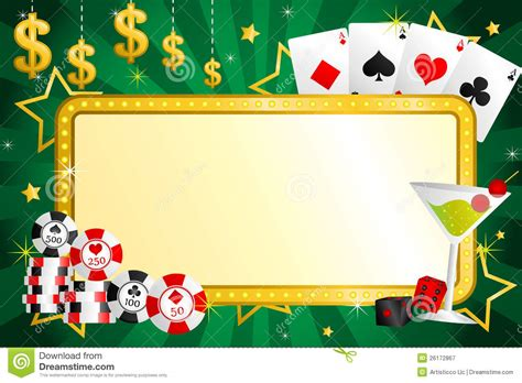 casino template background royalty free stock photography image