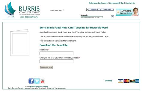 note card microsoft word template how to print your own s day cards burris