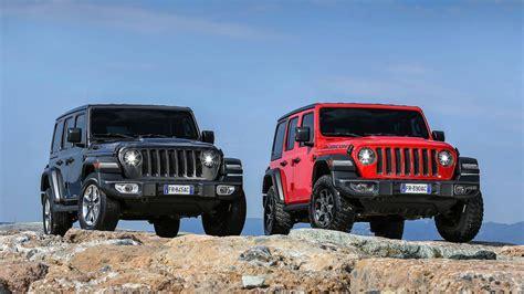 european jeep wrangler new jeep wrangler in europe with 200 hp diesel model