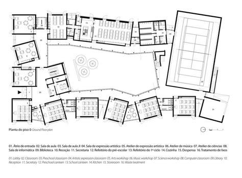 architecture school floor plan 25 best ideas about school architecture on pinterest