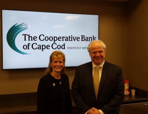 cape cod cooperative cooperative bank of cape cod introduces new president and ceo