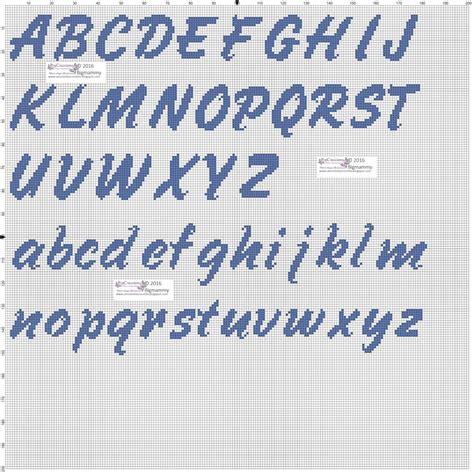 lettere alfabeto punto croce per bavaglini amorevitacrocette vari alfabeti a punto croce