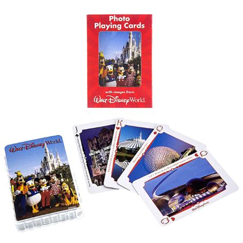Disney Store Gift Card At Disney World - your wdw store disney playing cards walt disney world photos 2nd ed