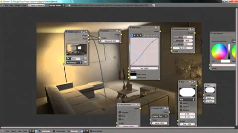 Blender Tutorial Interior Lighting | blender tutorial interior lighting with artificial lights