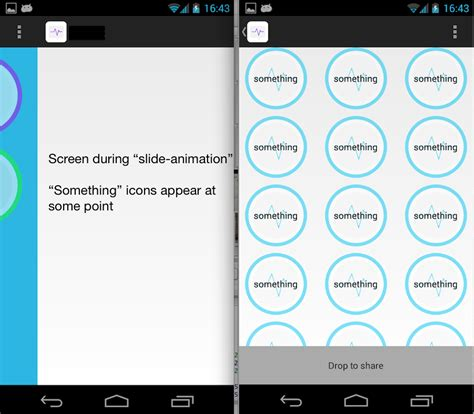 android grid layout animation exle android how to fill gridview programatically before