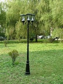 Post Solar Lights Outdoor 7 Ft Solar L Post Light Gs 94