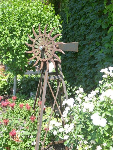 Garden Windmill by 282 Best Garden Metal Images On Metal