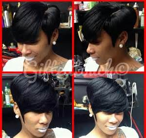 can you sew in extensions in a pixie hair cut how to apply a sew in weave to a pixie cut