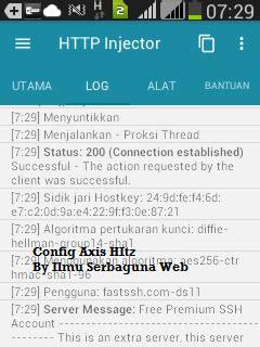 config axis terbaru config http injector axis oktober 2017 terbaru