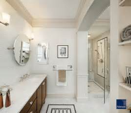 bathroom crown molding ideas 24 cool traditional bathroom floor tile ideas and pictures