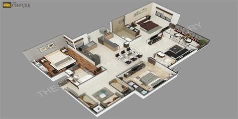 3d floor plan rendering the cheesy animation studio 2d and 3d floor plan rendering
