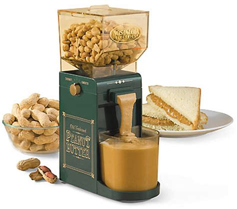 cool new kitchen gadgets homemade peanut butter factory techeblog