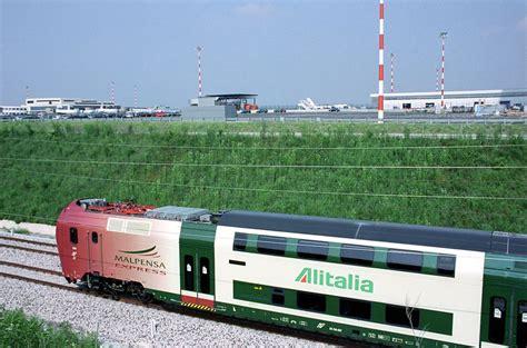 malpensa express porta garibaldi malpensa airport terminal 2 railway station opened