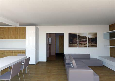 studio interni riorganizzazione degli spazi interni appartamento