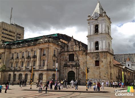 Pantheon Interior Top 10 Historic Churches In Bogota Uncover Colombia