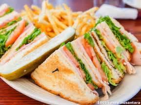 Sosis Isi Kentang Sayuran resep sandwich isi daging sayuran mudah sederhana 1001resepnusantara