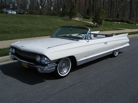 1961 Cadillac Convertible For Sale by 1961 Cadillac Series 62 1961 Cadillac Series 62