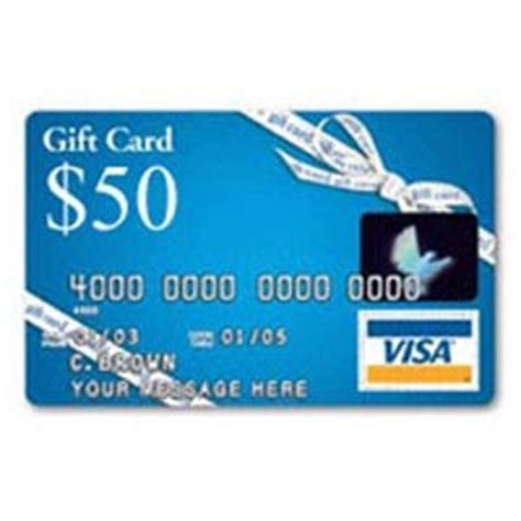 5 Visa Gift Card - 50 visa gift card giveaway ends tonight kiddies corner