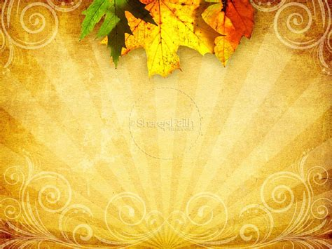 Thanksgiving Background Powerpoint Happy Thanksgiving Thanksgiving Powerpoint Templates