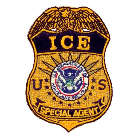 dhs badge special patch sold ship dhs only copshop