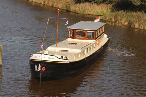 dutch motor boat 1928 dutch barge luxe motor netherlands boats