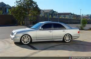 2001 Mercedes E55 Amg 2001 Mercedes E55 Amg With 19 Quot Dpe R08s Wheels