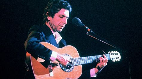 leonard cohen best song what s the best leonard cohen song of past 30 years